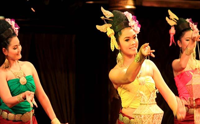 Thai dance.
