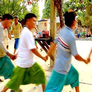 Lisu Tribe New Year Celebration
