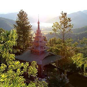 Mae Hong Son, un paraíso tropical