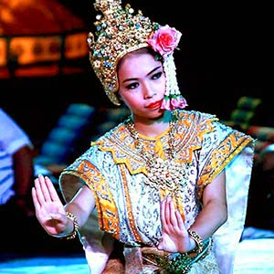 What do Thai dances tell us?