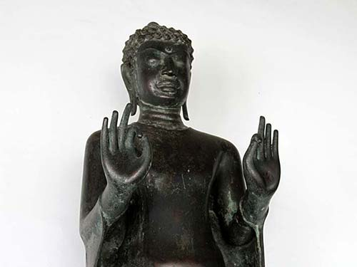 Estatue of Buddha.