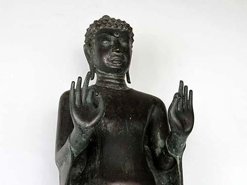 Estatue of Buddha.